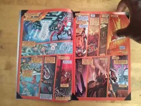Unboxing Larfleeze #1 (DC Comics - The New 52)