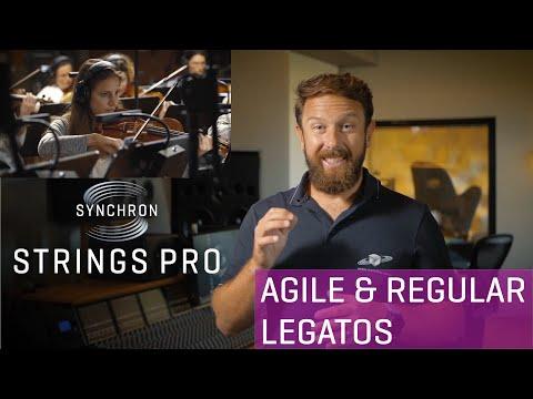 Synchron Strings Pro Walkthrough Part 1: Agile & Regular Legato