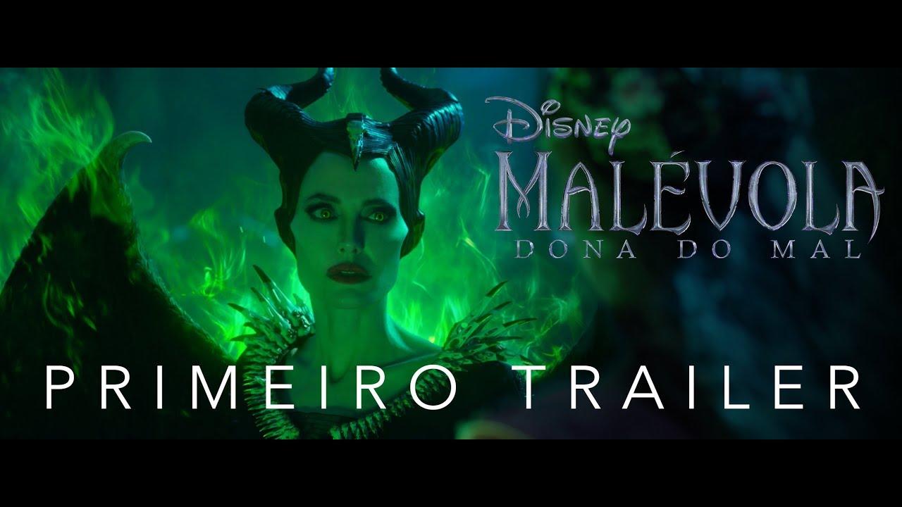 Primeiro Trailer - Malévola: Dona do Mal, 17 de outubro nos cinemas.