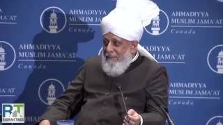City News Canada: Khalifa of Islam attends Canada's largest Ahmadiyya Islamic Convention