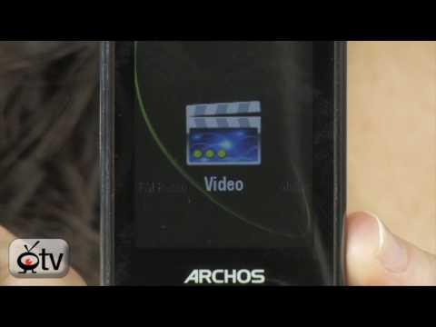 Archos 2 Vision 8GB MP3 Player