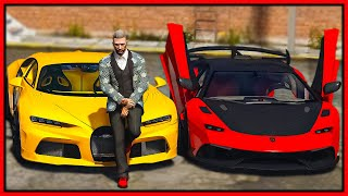 GTA 5 Roleplay - I SPEND $17,000,000 ON LUXURY SUPERCARS | RedlineRP