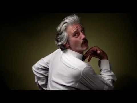 Tony De Maeyer in 'The Evils of Tobacco' (Anton Checkhov) - 2014
