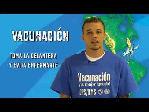 Andrés D'Alessandro Vacunación Es Tu Mejor Jugada - Toma la Delantera