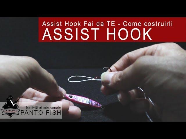 Assist Hook fai da te | Costruirli in totale autonomia