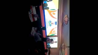 Ruchika Davar anchoring Bharti AXA awards