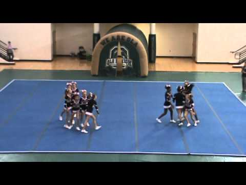 2015 Pike County Middle School Cheerleading