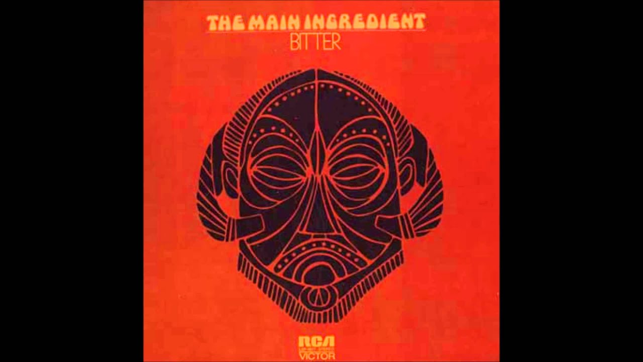 The Main Ingredient Everybody Plays The Fool Youtube