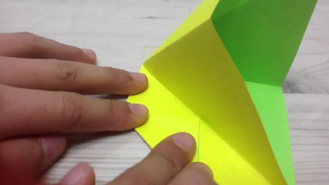 How to make an origami pop up book youtube how to make an origami pop up book jeuxipadfo Image collections