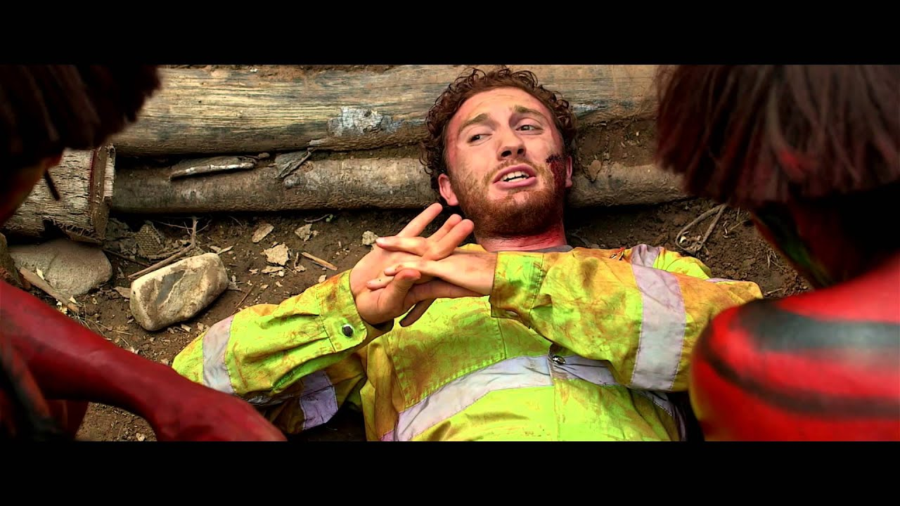 the green inferno quotmagic trickquot clip youtube