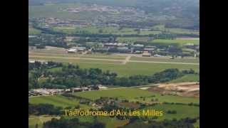 Carpentras Alpilles Luberon Aix en Provence en ULM