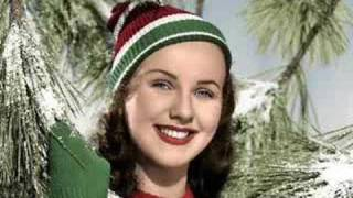 Deanna Durbin sings SILENT NIGHT/mp3