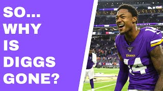 Why Vikings traded Stefon Diggs: The reasons behind the move [Purple Daily]