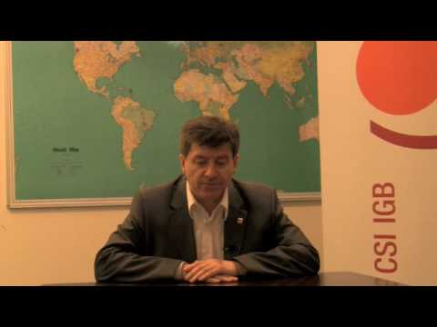May Day 2009: Message of Guy Ryder, ITUC General Secretary