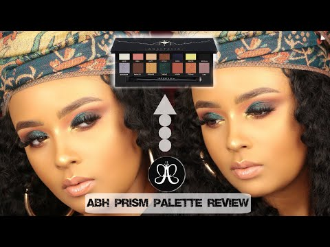 Anastasia Beverly Hills PRISM Palette: Review, Swatches, Tutorial!