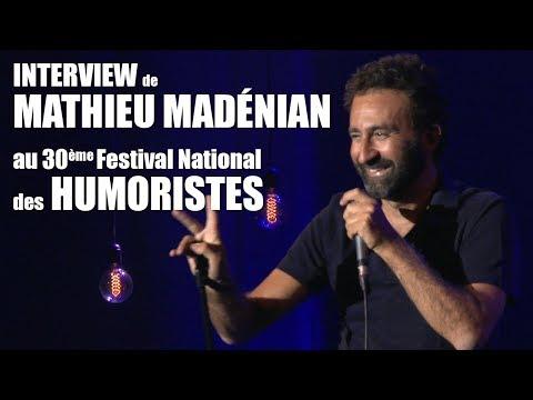 Les RDV Cultur'L avec Mathieu Madénian