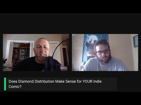 Does Diamond Comics Distribution Make Sense for YOUR Indie Comic?