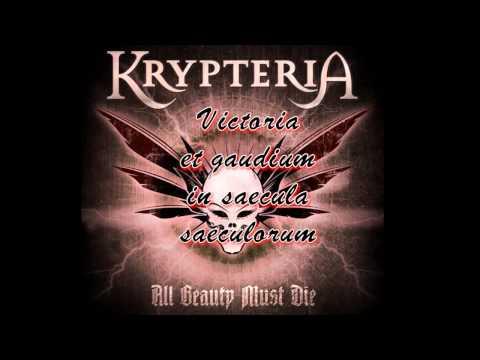 Krypteria - Victoria [Lyrics]