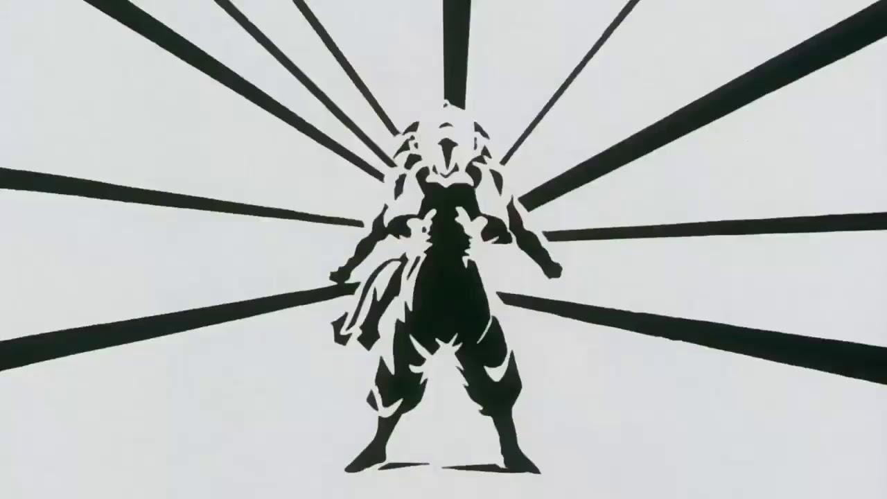 Gotenks usa por primera vez el ataque kamikaze de los super fantasmas