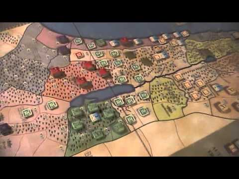 A lonesome Gamer plays Campaigns of King David 980  - 976