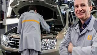 Renault отзовет в России почти 80 тыс машин