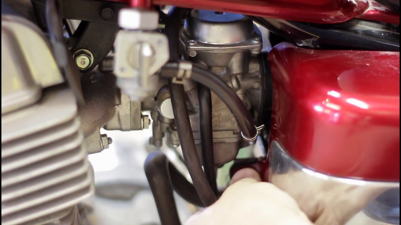 Honda Rebel 250 carburetor removal and cleaning 2007  YouTube
