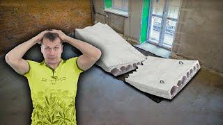 ПРОВАЛИЛСЯ ПОЛ | Капитальный ремонт квартиры в Москве на Маяковской | Квартира в старом фонде