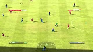 FIFA 12 (Карьера игрока) 1 часть