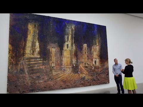Anselm Kiefer at White Cube