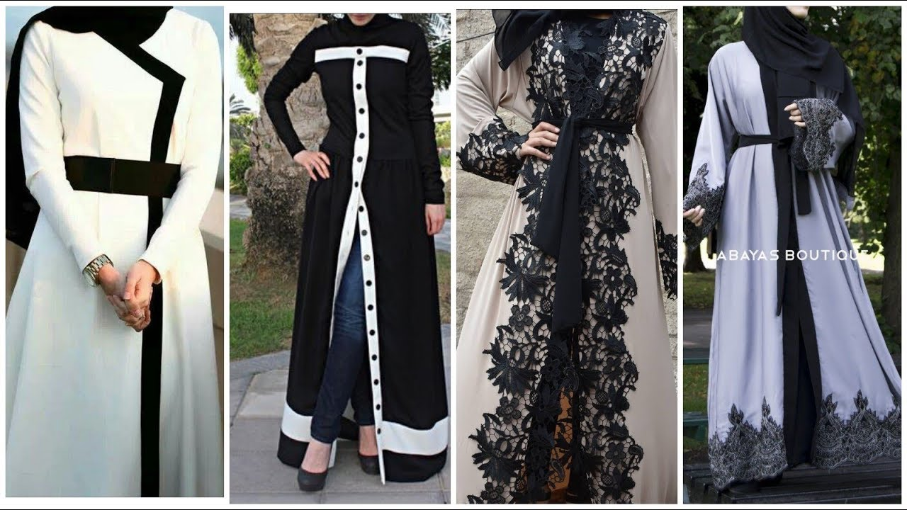 New Stylish Hijab Abaya Designs Collection 2019 Dubai Abaya Designs
