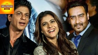 After Shahrukh's 'Dilwale' Kajol To Work With Ajay Devgn