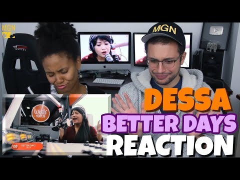 Dessa - Better Days | Dianne Reeves | Wish 107.5 FM | PATREON REACTION