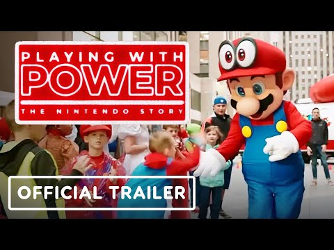 Playing With Power: The Nintendo Story - Exclusive Official Trailer (2021) Sean Astin, Wil Wheaton