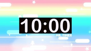 Download 10 Minute Countdown Timer with Music for Kids!