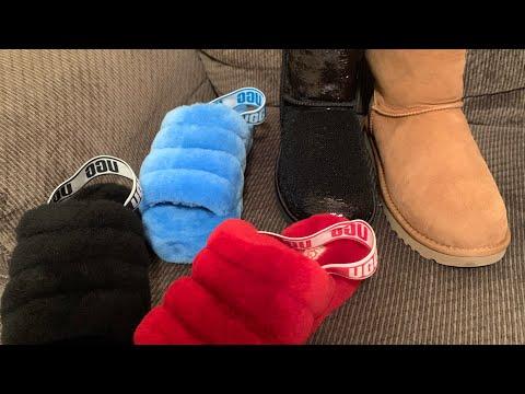 UGG Haul: Boots & Slides