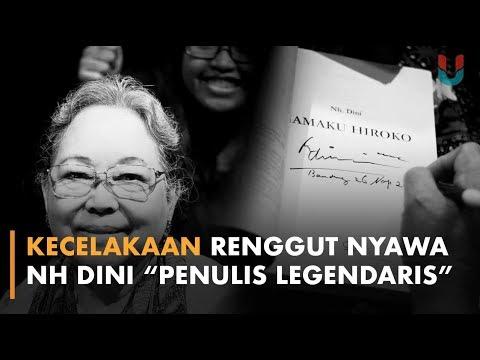 "Kecelakaan Renggut Nyawa NH Dini ""Penulis Legendaris"" Mp3"