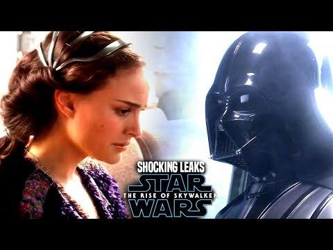 The Rise Of Skywalker Shocking Leaks Revealed! (Star Wars Episode 9 Spoilers)