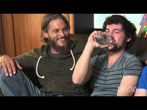 DP30 Sneak Peek: Vikings, actors Travis Fimmel, George Blagden