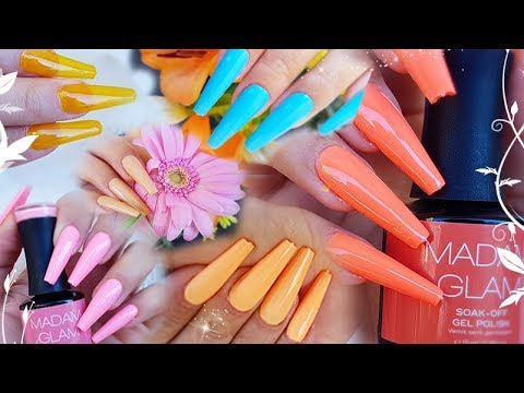 The Best Summer Gel Polish Colors 2019 Madam glam