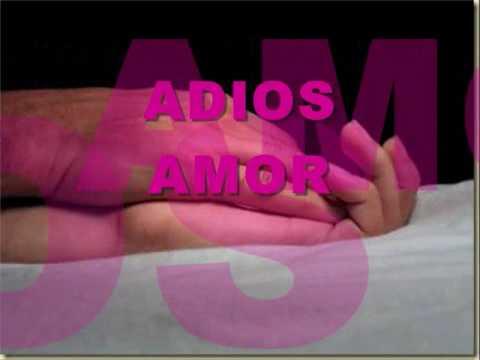 ADIOS AMOR MOCEDADES