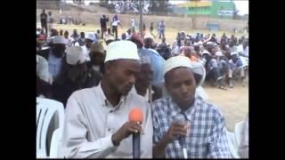 Muhadhara Kenya, Arusha, ZNZ & Luanda