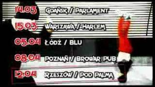 Spot imprezy Cropp Baby-G Dance Battle for Poland 2008!