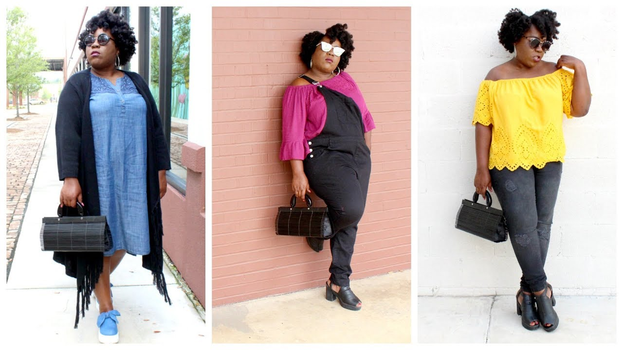 SUMMER to FALL Plus Size Fashion Lookbook  | Yours Clothing Fall Transition Outfits 1