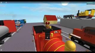 Roblox Thomas episode crashes James and the Tar Wagon #2