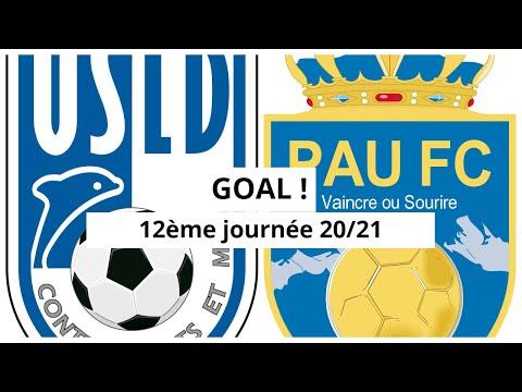 Dunkerque Pau Goals And Highlights