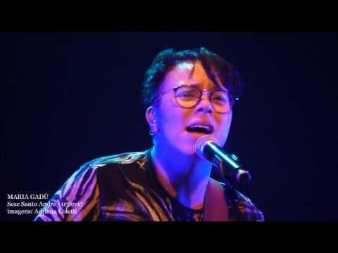 Maria Gadú - Quando Fui Chuva   Linda Rosa - Sesc Santo André 03/02/17
