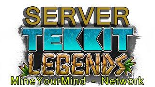 Servidor Tekkit Legends - Download Launcher MyM Minecraft 1.7.10