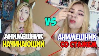 НАЧИНАЮЩИЙ АНИМЕШНИК vs АНИМЕШНИК СО СТАЖЕМ