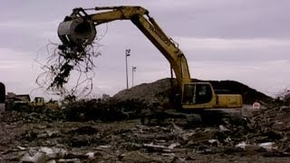 CBS Evening News with Scott Pelley - Report: 9/11 victim remains sent to landfill