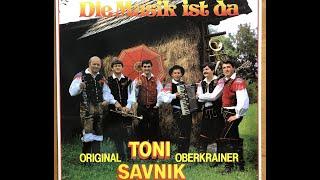 Stimmungs Polka, Na Trgatvi, Orig. Toni Savnik Oberkrainer, LP Die Musik Ist Da